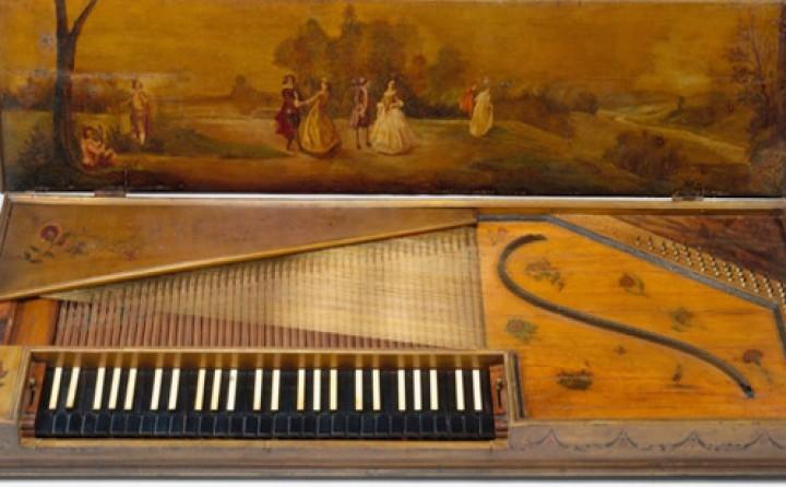clavicorde le baroque nomade