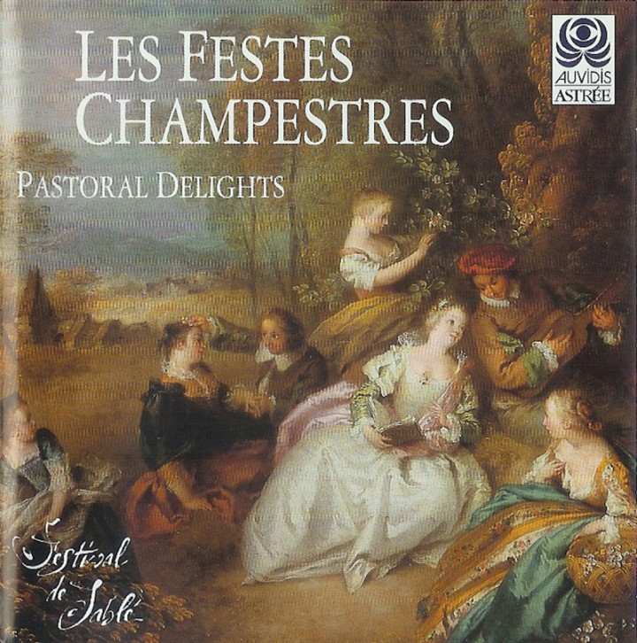 Le Baroque Nomadee Festes Champêtres