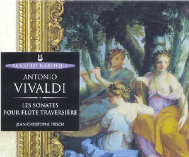 Le baroque sonates pour flûte