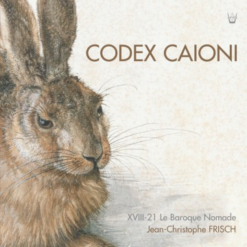 Le Baroque Nomade Codex Caioni