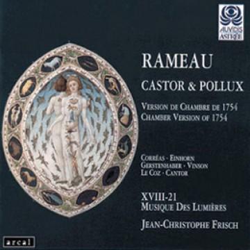 Le Baroque Nomade Castor et Pollux